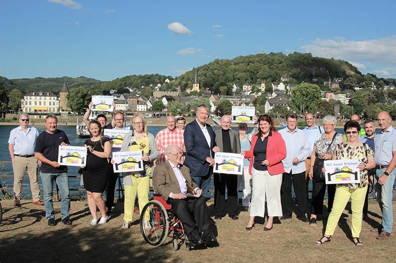 FDP für eine Rheinquerung zwischen Linz und Remagen