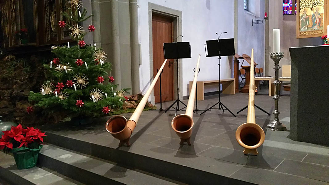 """Außergewöhnliche """"Musik zur Entspannung"""" in Rheinbrohler Kirche"""