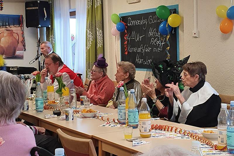 Karneval  im Haus am Linzer Berg