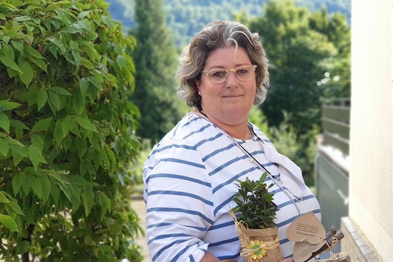 Petra Stirnberg will Bürgermeisterin der VG Bad Hönningen werden