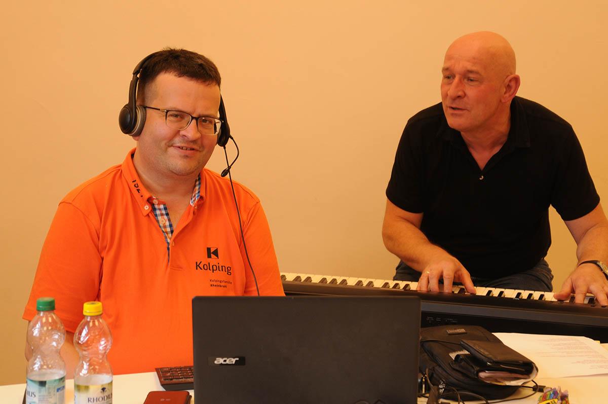 Kostenfreies Online-Zoom-Konzert mit Jo Jasper