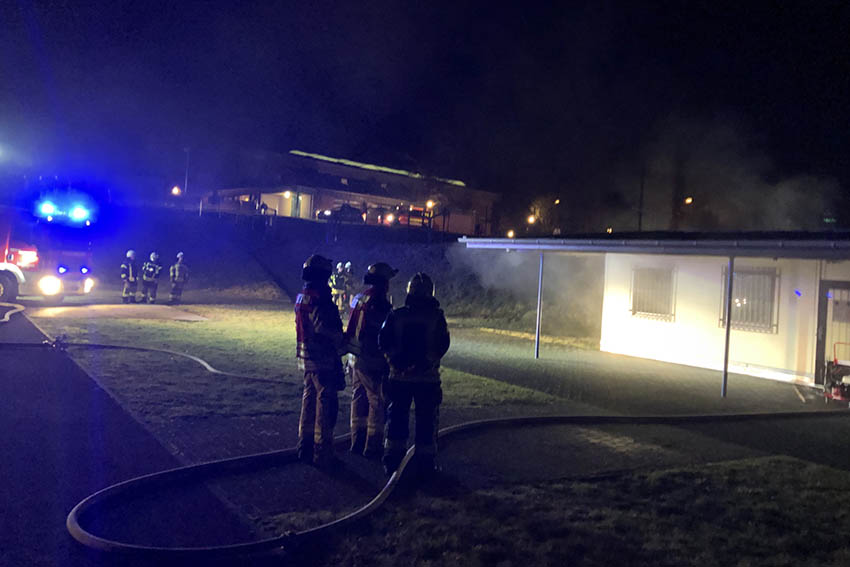 Fotos: Feuerwehr VG Asbach