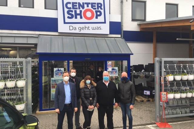 Center Shop eröffnet in Neustadt/Wied