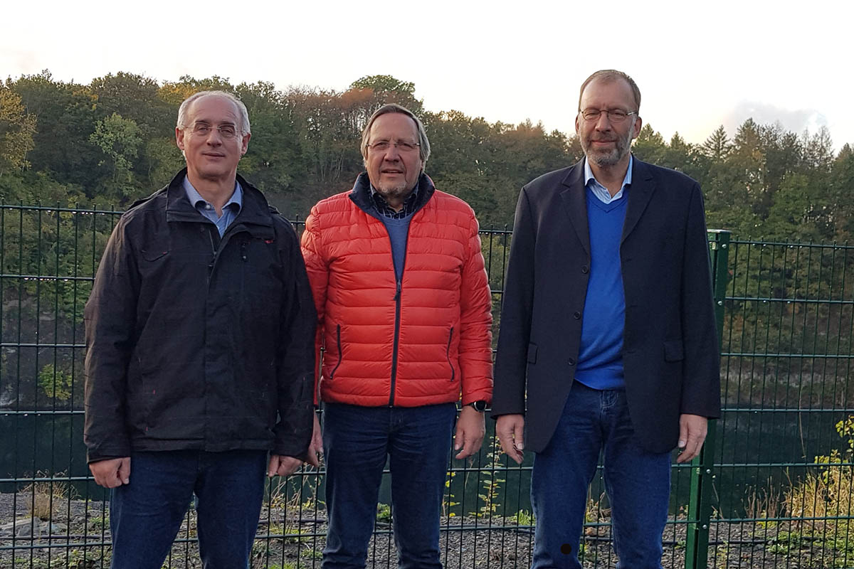 Neuer Vorstand der FWG Vettelschoß-Kalenborn e.V. gewählt
