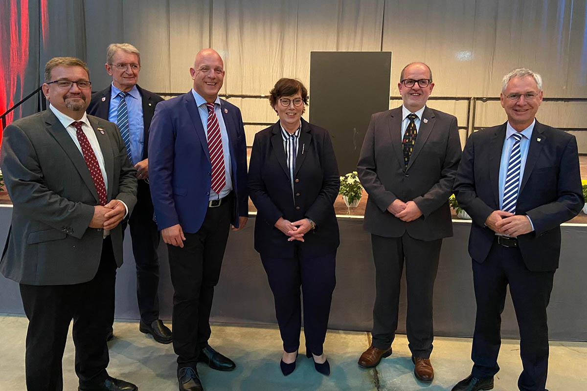 Delegationen aus Asbacher Land zu Gast in Schleswig-Holstein