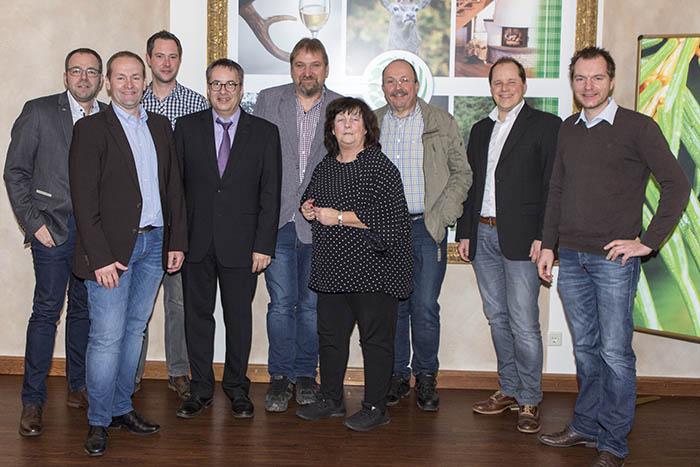 CDU-Ortsverband Großmaischeid setzt auf Kontinuität