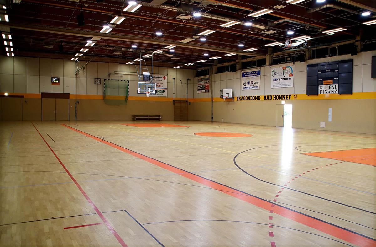 Energetische Sanierung der Menzenberger Sporthalle mit Förderung