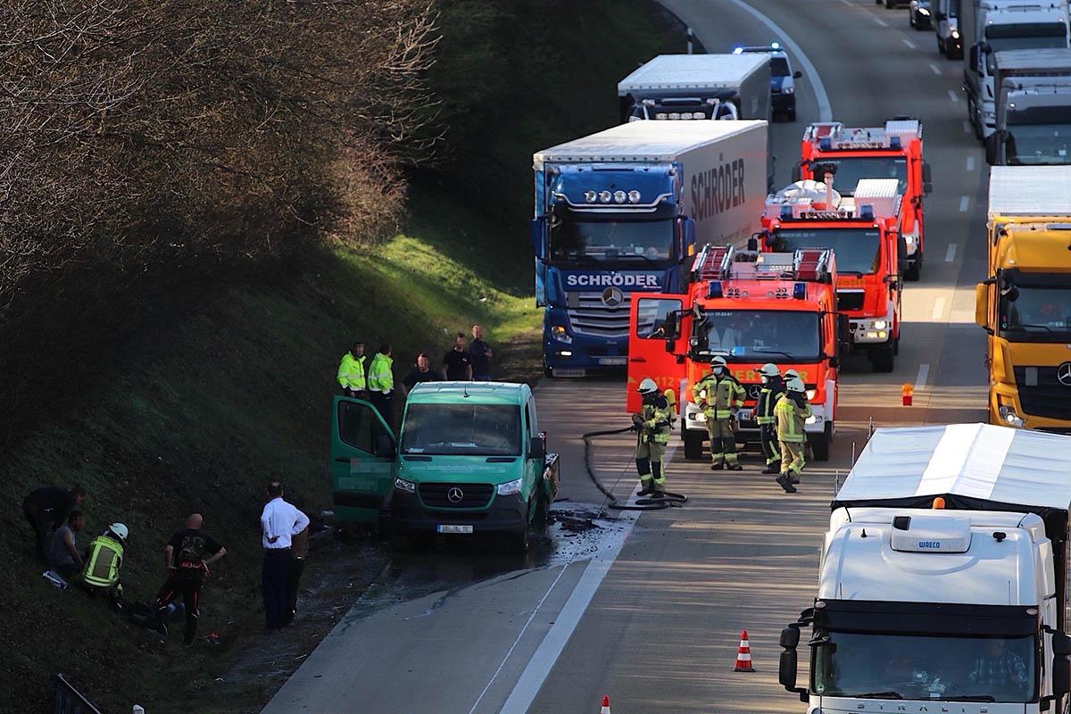 Zwei Einsätze für Feuerwehr VG Asbach