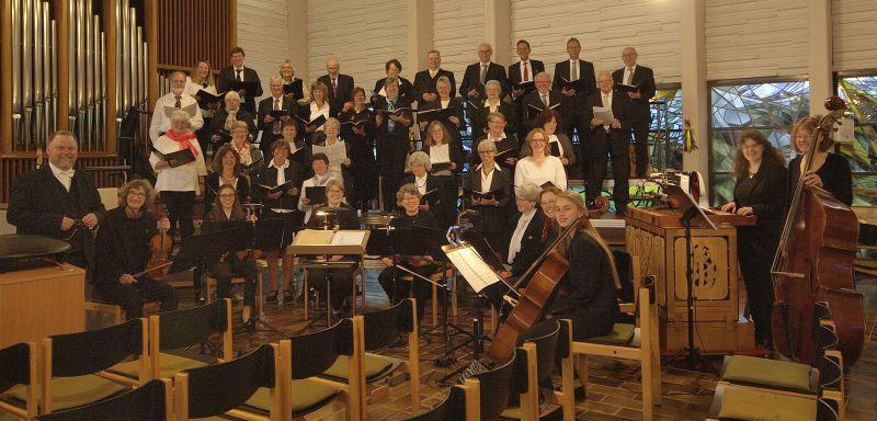 Jubiläumskonzert der Dekanats-Kantorei Montabaur