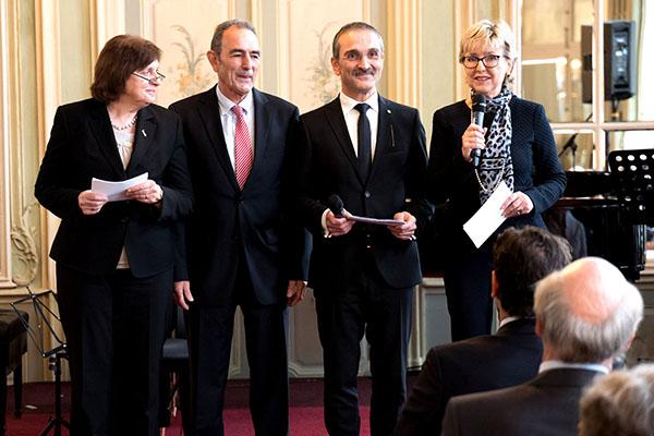 Freundeskreis Villa Musica feierte 20-jähriges Jubiläum