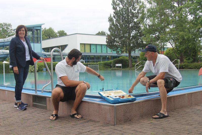 Mons-Tabor-Bad öffnet am 6. Juli wieder