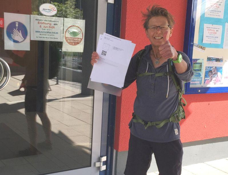 Mons-Tabor-Bad: Guter Start – glückliche Badegäste