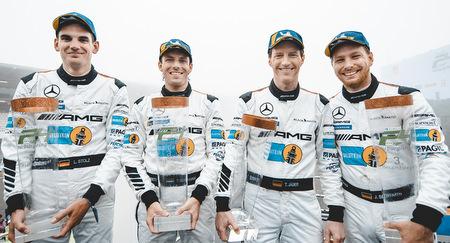 24-Stunden-Rennen: Brachbacher Luca Stolz wird Dritter