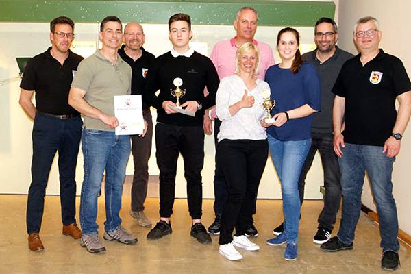 KK-Schützengesellschaft richtete Dorfmeisterschaft aus