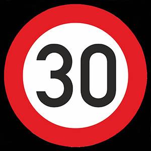 30 Stundenkilometer für die Ortsdurchfahrt Orsberg gefordert
