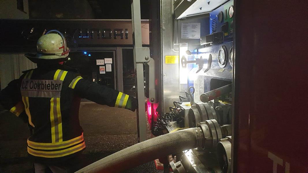 Fotos: Feuerwehr Oberbieber
