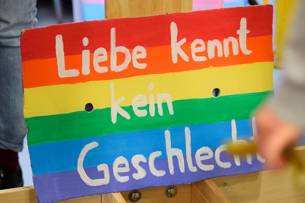 Schwerpunktthema des Tages: Anti-Diskriminierung. (Foto: Universität Siegen)