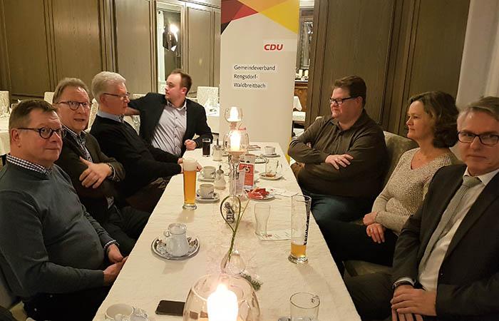 Dreikönigstreffen der CDU mit Ralf Seekatz