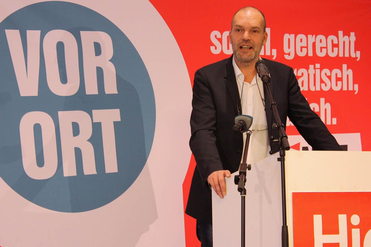 Jochen Bülow einstimmig als Direktkandidat nominiert