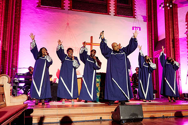 New York Gospel Stars auf großer Deutschlandtournee