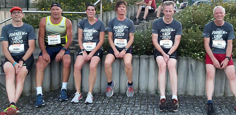 Lauftreff Puderbach war beim virtuellen Münzlauf erfolgreich