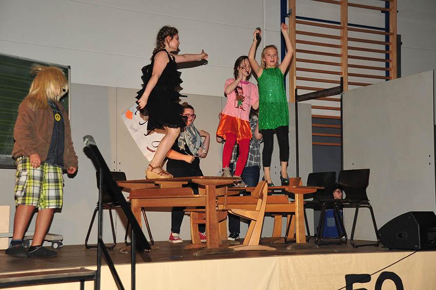 50 Jahre Deutschherrenschule mit großartigem Fest gefeiert