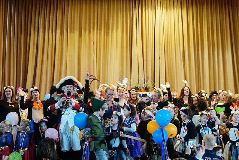 19. Kindersitzung des Festausschusses der Stadt Neuwied