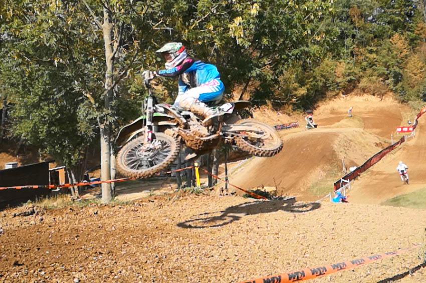 Motorcross Europameisterschaft in Kasbach-Ohlenberg