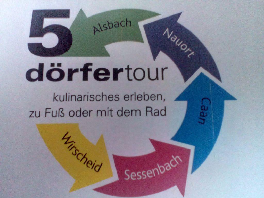 Die 5-Dörfer-Tour findet auch 2021 statt