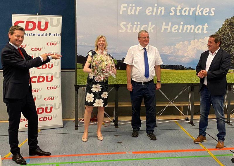 Jenny Groß für Landtagswahl nominiert - Direktmandat ist das klare Ziel