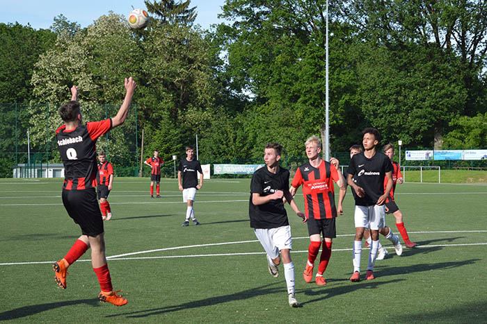 A-Junioren der JSG Laubachtal fertigen Meister mit 5:1 ab