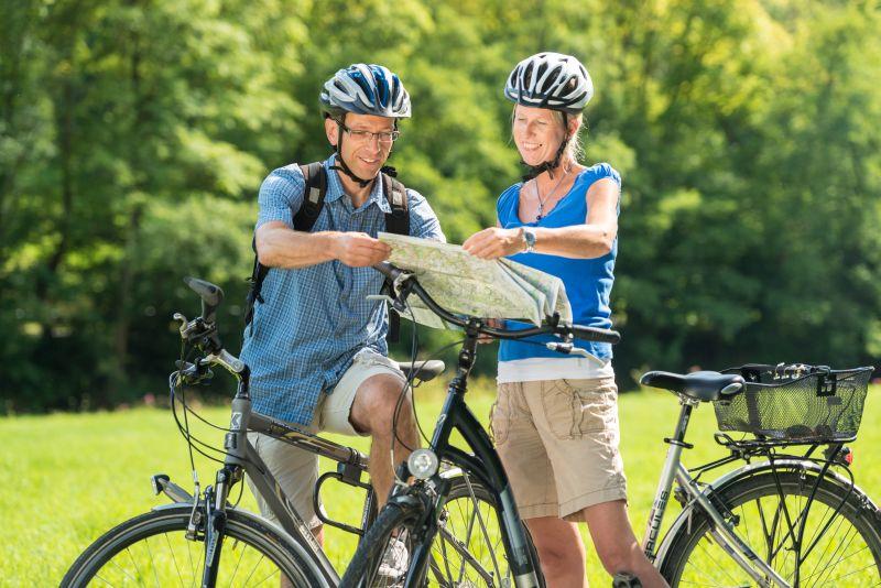 Zur Fuchskaute - Geführte Radtour durch den Hachenburger Westerwald