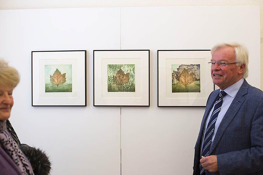 """Jahresausstellung """"Vielfalt"""" der Gruppe 93"""