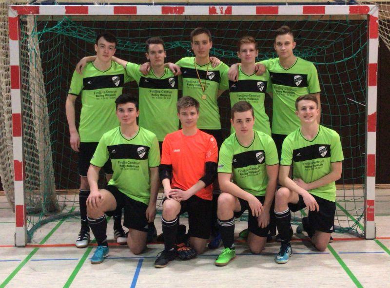 Über 40 Stunden Hallenfußball zum Jahresauftakt in Westerburg