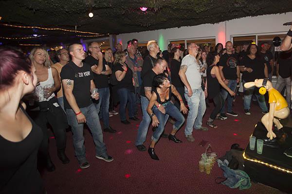 Rock im Club Dernbach mit AB/CD