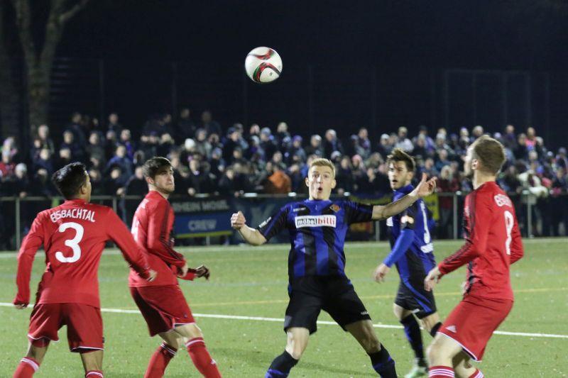 Eisbachtaler erwarten TuS Koblenz im Rheinlandpokal-Halbfinale