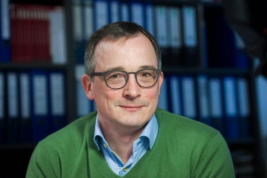 Andreas Rödder, geboren 1967, zählt zu den bedeutendsten deutschen Historikern. (Foto: Bert Bostelmann)