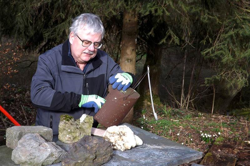 AG Naturschutz Dürrholz startet in die neue Saison