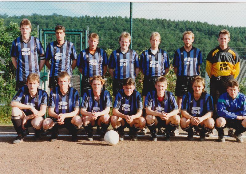 30 Jahre SG Atzelgift/Nister: Turnier der Meistermannschaften