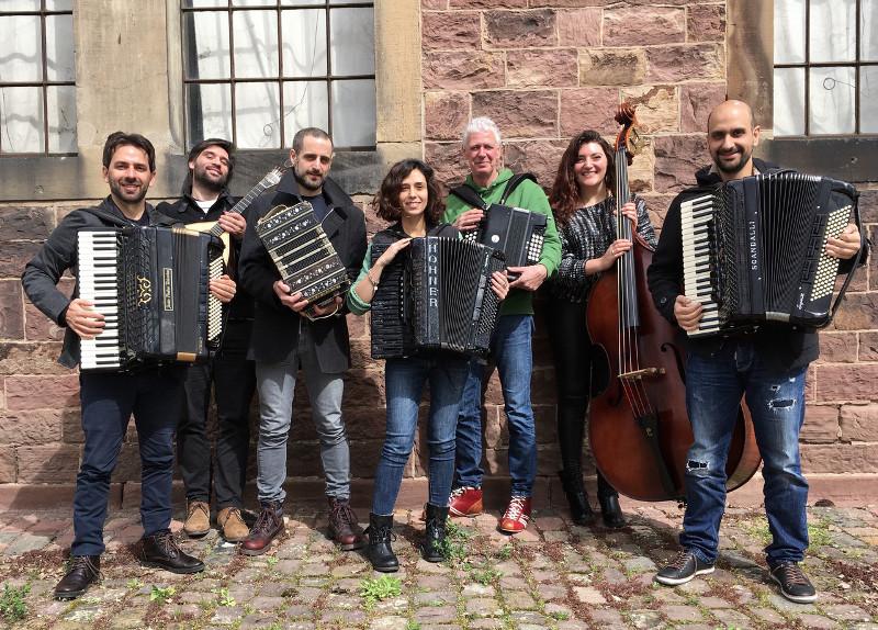 Internationales Akkordeon Festival lockt nach Altenkirchen