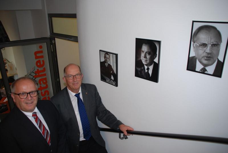 Zum Gedenken an Dr. Wilhelm Boden