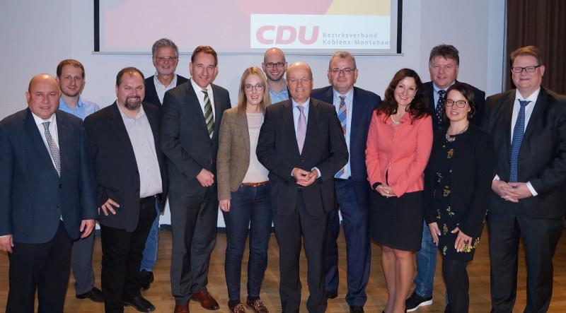 Johannes Speicher vertritt die CDU im Kreis Altenkirchen