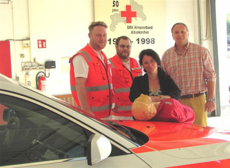 Für den Notfall: Erste-Hilfe-Kurs für Ehrenamtliche