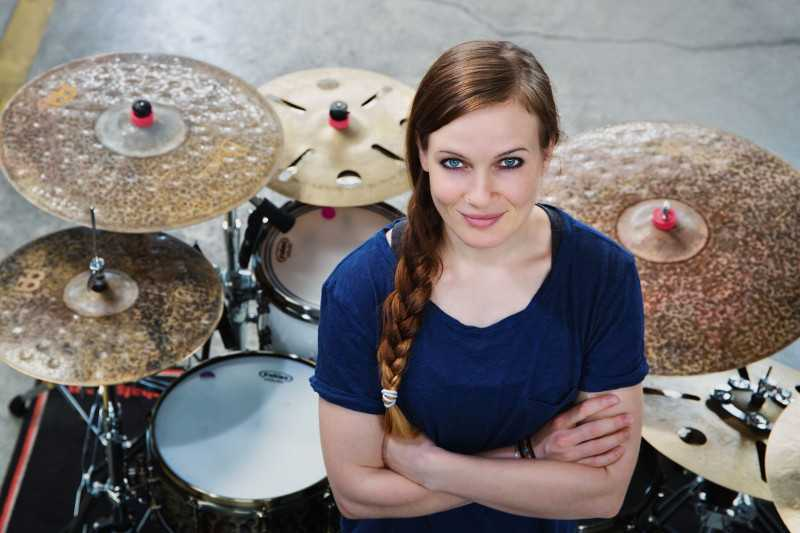 2. Drum- & Percussiontag: Workshopkonzert mit Anika Nilles