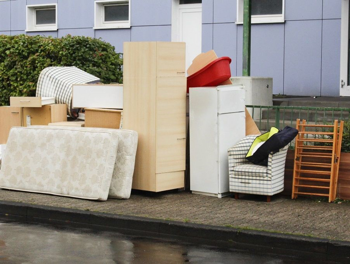 Die Abfallwirtschaftsbetriebe geben Tipps zur Sperrmüllentsorgung. Foto: AWB
