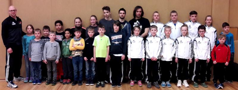 Sporting Taekwondo: 23 Medaillen beim Rheinland Pokal 2017