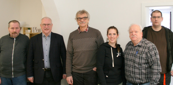 MdL Heijo Höfer besuchte AWO-Gemeindepsychiatrie in Elkenroth
