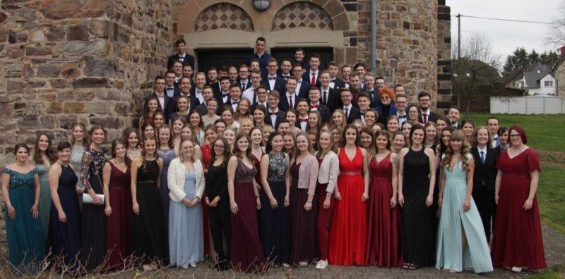 Martin-Butzer-Gymnasium: 102 Abiturienten feierlich verabschiedet