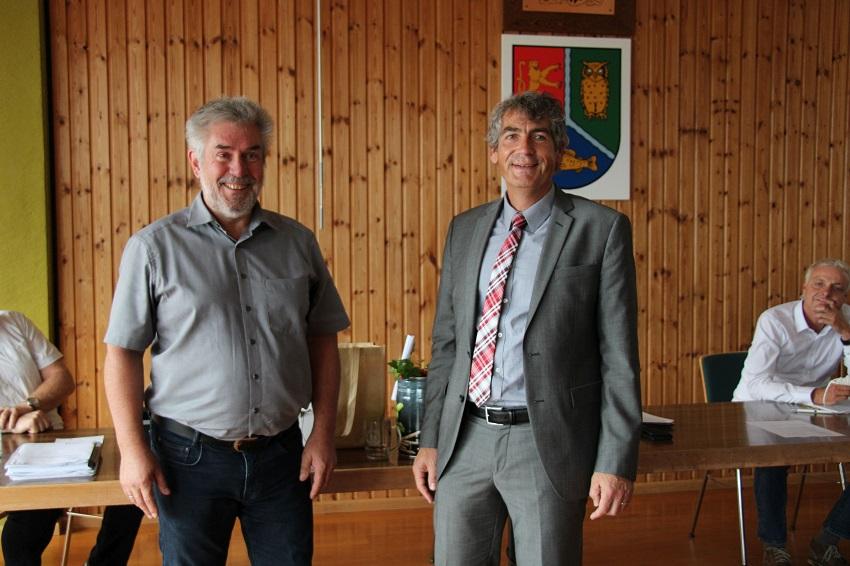 VG Hamm verabschiedet langjährigen Werkleiter Greb
