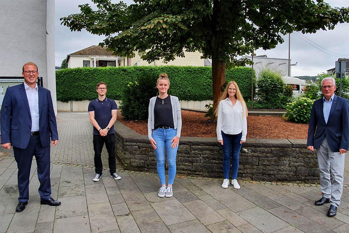 Abschluss der Ausbildung: Jahrgangsbeste kommt aus Verwaltung Puderbach